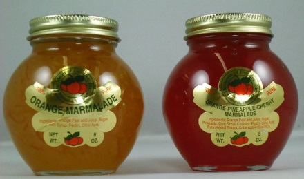 Two Jars of Marmalade
